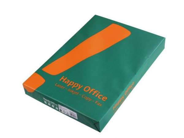 Бумага А4 HAPPY OFFICE 80г 500л